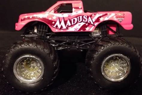 monster jam madusa truck pwtorch com collectibles column spotlight on wwe hall