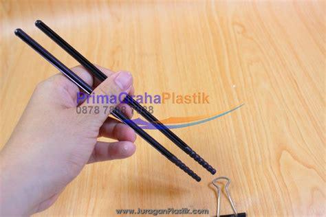 sumpit hitam plastik ulir hygienis ala yoshinoya quot cover plastik quot stock ready home