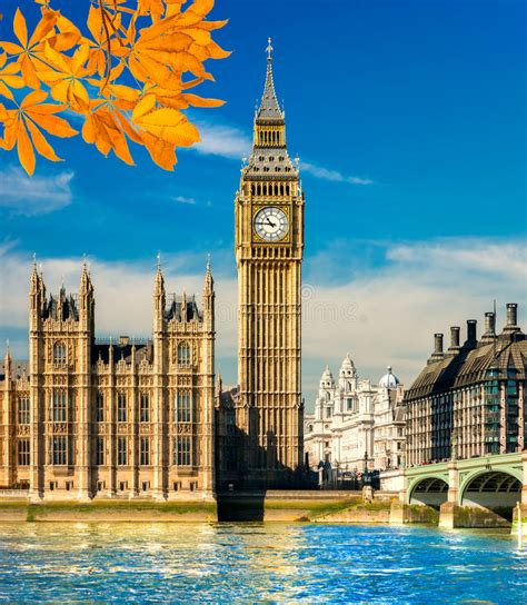 download houses of parliament and big ben london uk europe the big ben and the house of parliament london uk stock