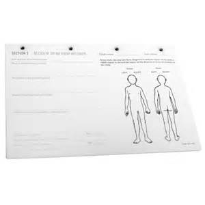 Injury Management Policy Template by Forms Diagrams Pacey