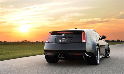 hennessey cts v coupe hennessey unleashes 1 226 hp cadillac cts v coupe