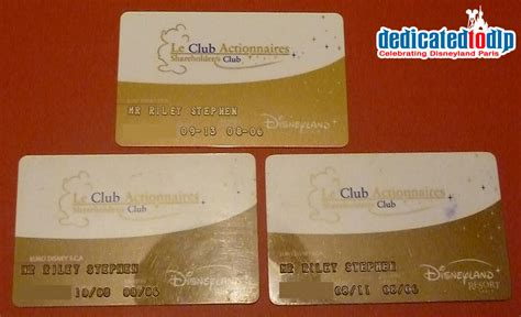 Euro Disney Gift Card - dedicated to dlp celebrating disneyland paris being a member of the disneyland