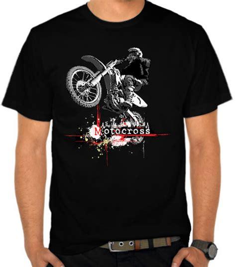Tshirt Kaos Otomotif Motor Minerva jual kaos motocross motor motocross satubaju