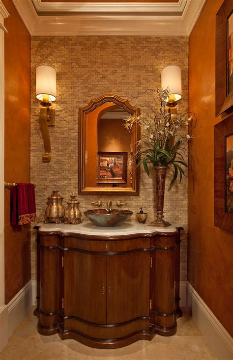 Bedroom: Wonderful Powder Room Ideas Powder Room