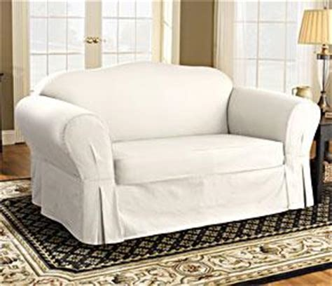 white slipcovers for sofa white sofa slipcover