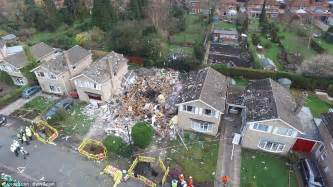 House Explosion by Haxby Gas Explosion Leaves Dead When His House Was Destroyed Daily Mail