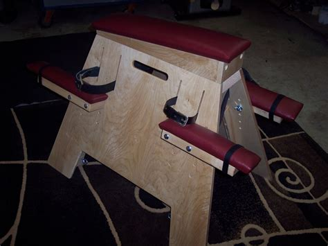homemade bondage bench fetish furniture store spanking bench st andrews cross