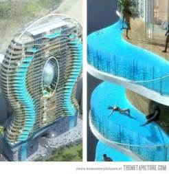 turm schwimmbad zwembalkons in mumbai each room has its own pool the