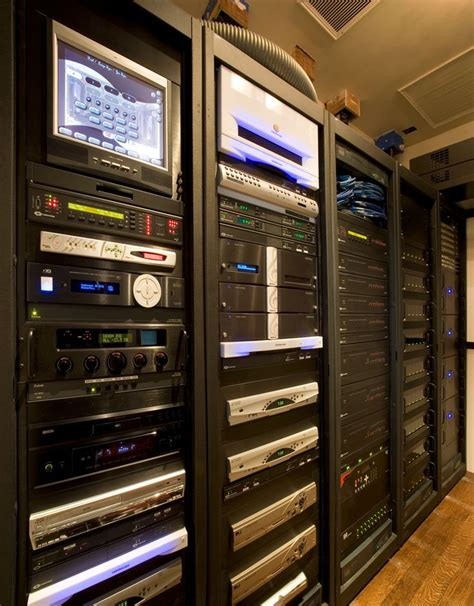 media room equipment rack 17 best images about racks of my home theaters on