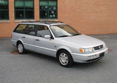 how to learn about cars 1996 volkswagen passat auto manual wagon week 1996 volkswagen passat tdi variant german cars for sale blog
