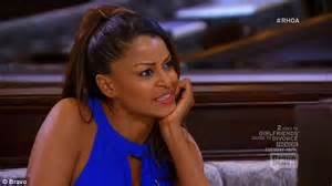 girl calm down claudia jordan comes for phaedra parks nene kenya moore breaks down as she struggles with allegations