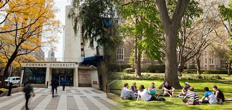 Fordham Executive Mba Tuition by Early Applications To Fordham Reach New High