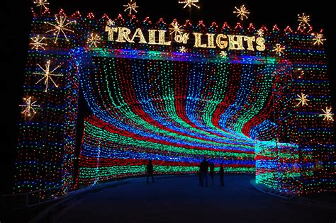 local christmas light displays for the family spirit 105 9