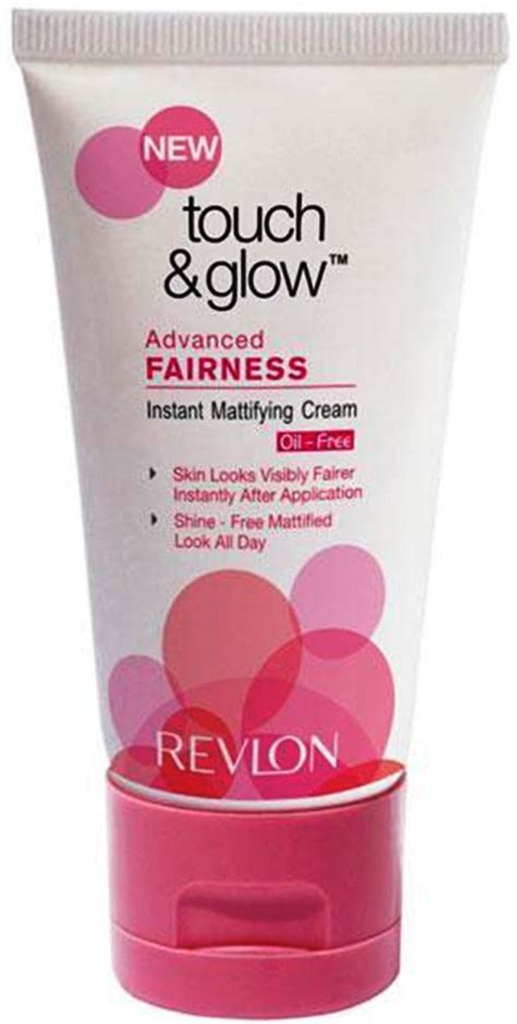 Revlon And Glow best fairness creams for skin available in market