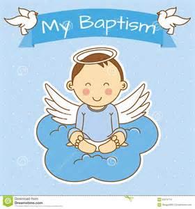 Girl Baptism Stock Vector   Image: 63279714