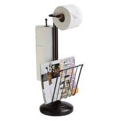 Toilet Tissue Holder Better Living 545 The Organized Bath Freestanding Toilet