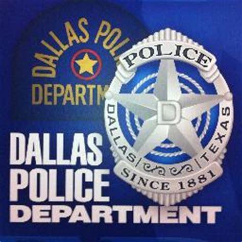Dallas Department Arrest Records Dpd Stock Photo
