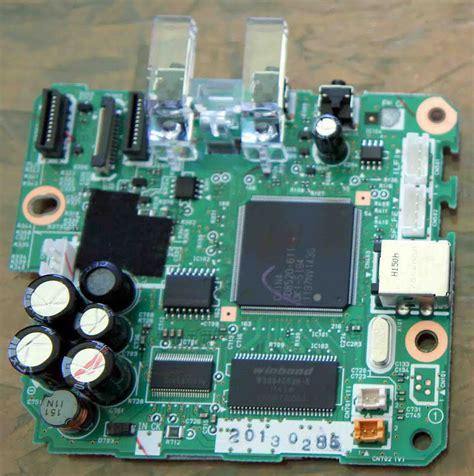Mainboard Printer Canon Mp287 Second distributor sparepart printer board canon ip 2770