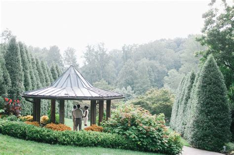 Brookside Gardens Maryland by Brookside Gardens Wedding Silver Md