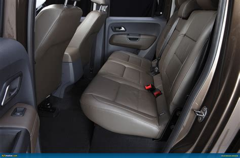 volkswagen amarok 2016 interior ausmotive com 187 volkswagen amarok australian pricing specs