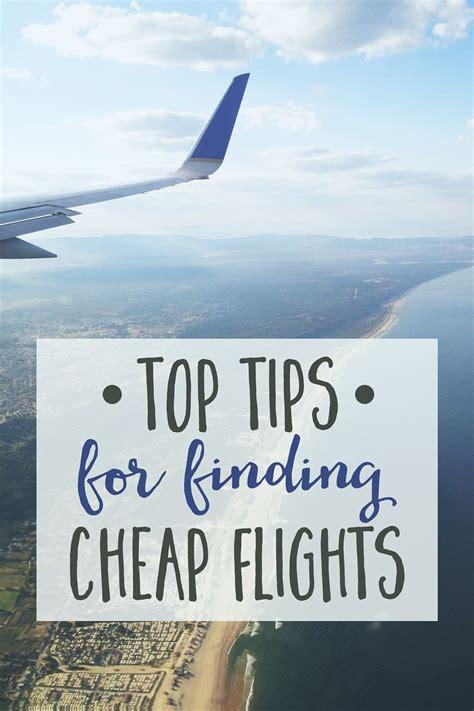 top tips  finding cheap flights   worlds