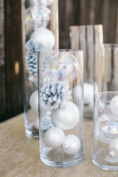 decorations winter centerpieces fresh inexpensive wedding