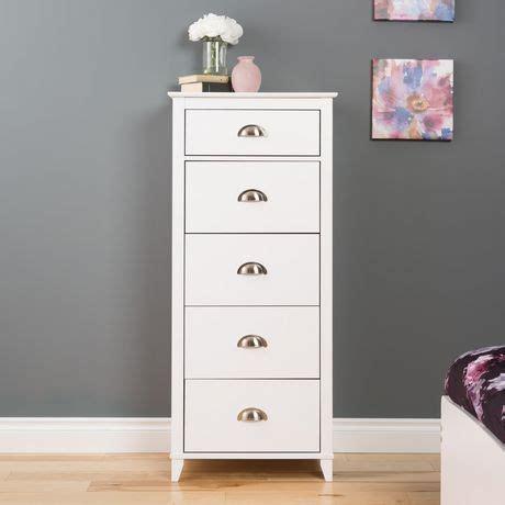 white 5 drawer dresser walmart prepac yaletown white 5 drawer chest walmart ca