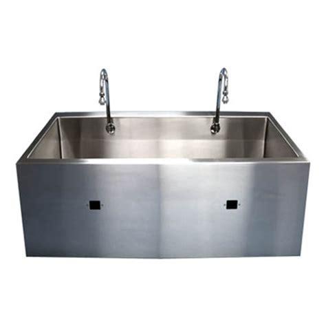 Scrub Sink mac es series surgical scrub sink multi surgical