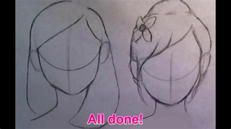 step by step hairstyles to draw how to draw hairstyles step by step for beginners quick tips how to draw cute hairstyles for