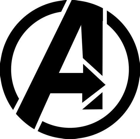 avengers svg png icon