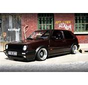 Golf II Edition One  Extreme 18 Tuning 1/18