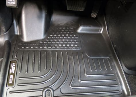 2016 dodge grand caravan floor mats husky liners