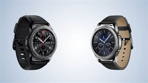 Smartwatch Gear S3 Samsung Announces Gear S3 Smartwatch With Gps Lte Ios Support