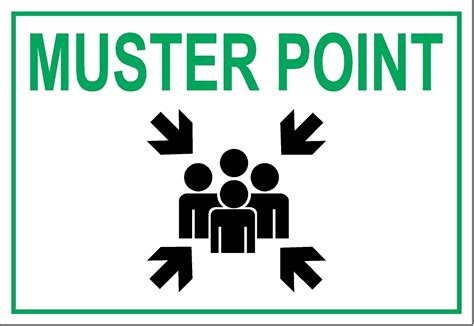 Muster Point Muster Point Assembly Safetykore