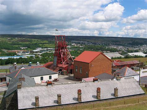Big Pit Big Pit Mining Museum Jpg