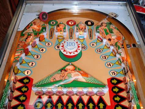 gottlieb target pool pinball machine 1969 collector buying