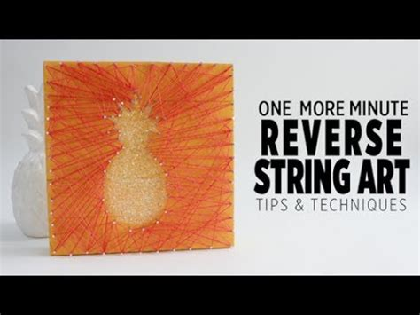 String Tips - one more minute tips techniques for string
