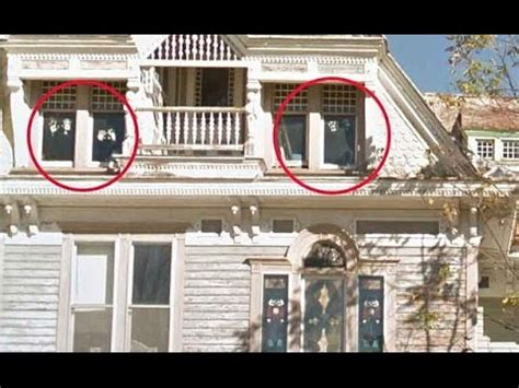 haunted house windows google captures ghostly images in windows of haunted house that owners abandoned