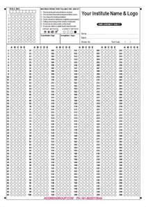 omr test answer sheet checker omr test sheet form reader