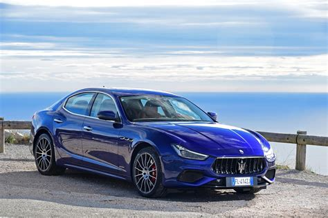 New Maserati Ghibli by New Maserati Ghibli S Review