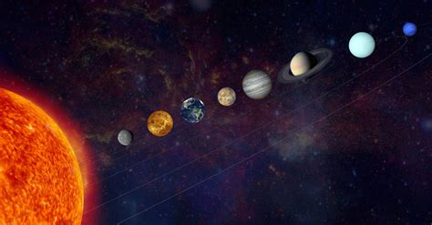 Light Up Solar System Five Planets Light Up Morning Sky Starting This Week