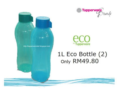 Botol Minum Tupperware Eco 1 tupperware eco bottle tupperware brands malaysia