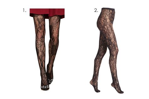 pattern tights patterned tights trending fashion the lady loves couture