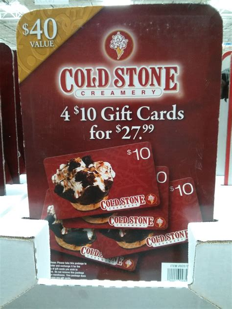 Jamba Juice Gift Card Costco - cold stone creamery and jamba juice discount gift cards