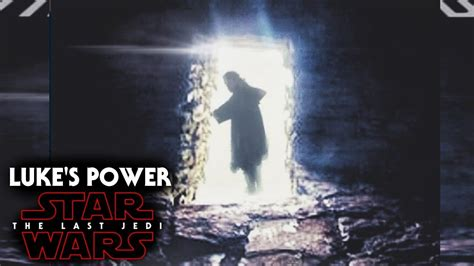 the force explained star wars 101 youtube star wars the last jedi luke s force power revealed explained spoilers youtube