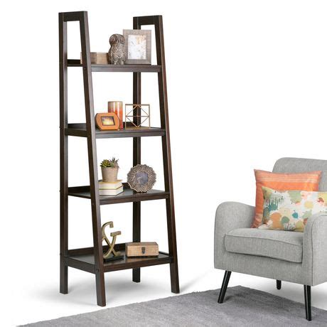 hawkins ladder shelf walmart canada ladder shelf walmart