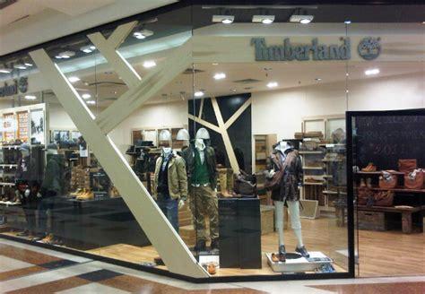 timberland italia sede shop design by veronesinamioka