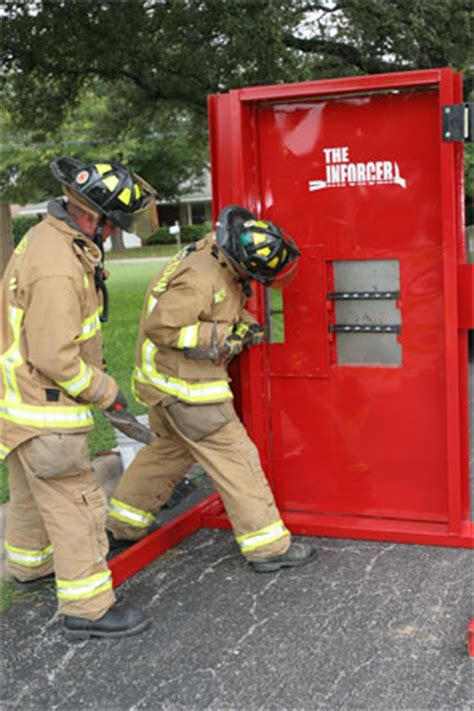 forcible entry inward swinging door the inforcer training evolutions