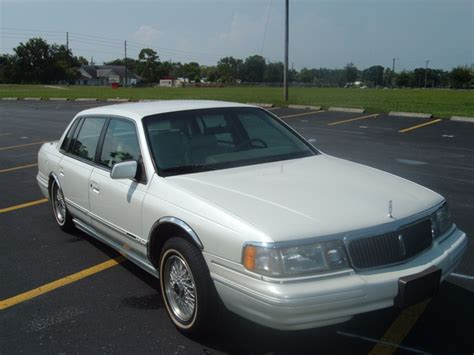 service manual how does cars work 1994 lincoln continental seat position control service