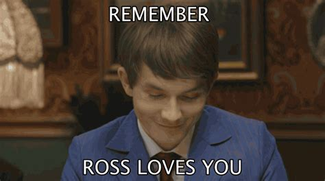 Ross Meme - ross loves you game grumps know your meme